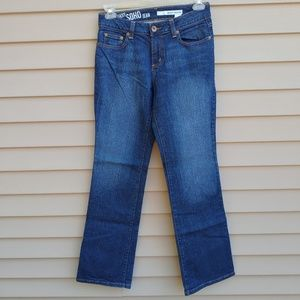 |DKNY| Denim Blue Soho Jeans Bootcut Long